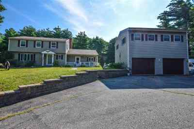 Gilford Single Family Home For Sale: 8 Valley Drive