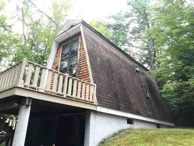 Bethlehem Single Family Home Active Under Contract: 51 Beaver Pond Road