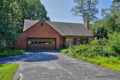 Exeter Single Family Home Active Under Contract: 5 River Bend Circle