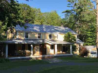 Norwich Single Family Home For Sale: 524 Turnpike Rd