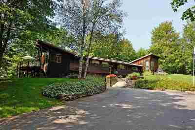 Williston Single Family Home For Sale: 509 Nob Hill Road