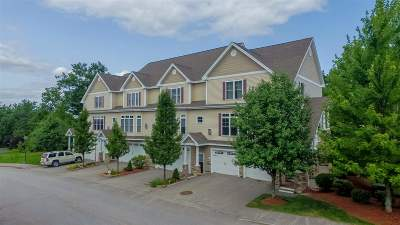 Hooksett Condo/Townhouse For Sale: 8 D Manor Drive #D