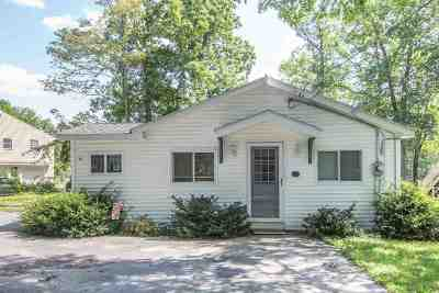 Salem Single Family Home Active Under Contract: 11 Graham Ave