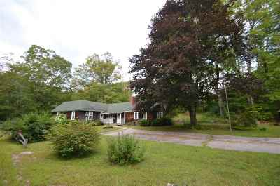 Raymond Single Family Home For Sale: 61 Lane Road