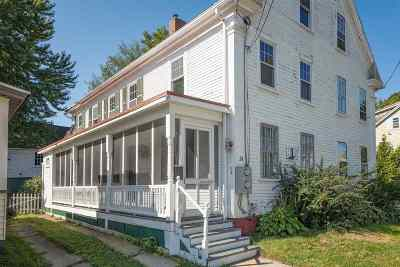 Dover Condo/Townhouse Active Under Contract: 28 Fourth Street #2