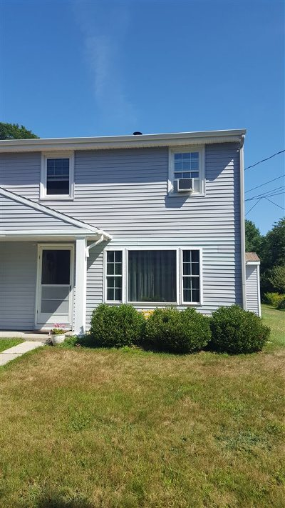Stratham Condo/Townhouse For Sale: 5 C Raeder Drive