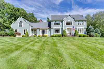 Windham Single Family Home Active Under Contract: 4 Brentwood Road