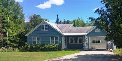 Bethlehem Single Family Home For Sale: 897 Profile Road