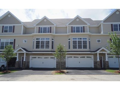 Hooksett Condo/Townhouse Active Under Contract: 8 C Manor Drive #C