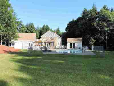 Meredith Single Family Home Active Under Contract: 32 Baywoods Road
