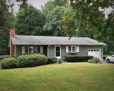 Dover Single Family Home Active Under Contract: 4 Pearson Drive