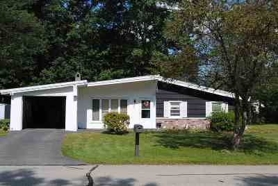 Dover Single Family Home Active Under Contract: 2 Birch Drive