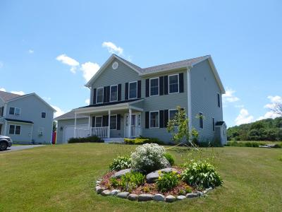 St. Albans Town Single Family Home For Sale: 236 Harbor View Drive