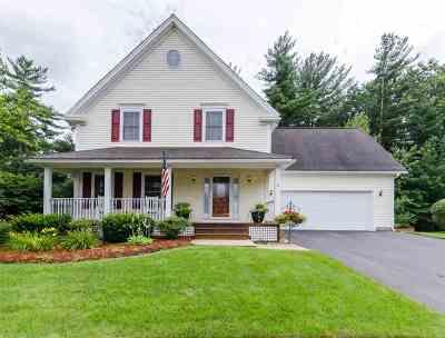 Merrimack Condo/Townhouse For Sale: 9 Kinsman Lane
