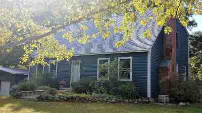 Madbury Single Family Home For Sale: 21 Fitch Road