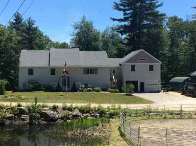 Barrington Single Family Home For Sale: 836 Washingtom Street