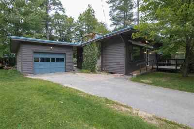 Woodstock Single Family Home For Sale: 121 Paradise Road