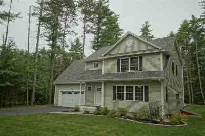 Epping Single Family Home Active Under Contract: 17 Saddle Brook Lane