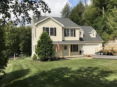 Rutland Town Single Family Home For Sale: 68 Amanda Drive