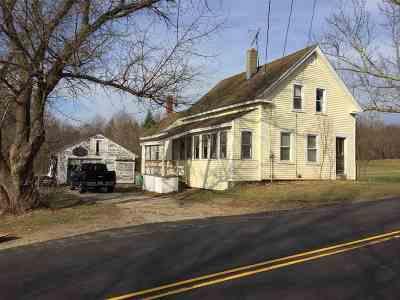 Rochester Single Family Home For Sale: 114 Meaderboro Road