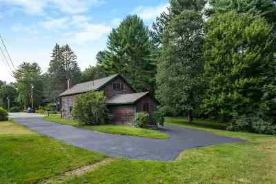 Dover Single Family Home Active Under Contract: 246 Shaws Lane
