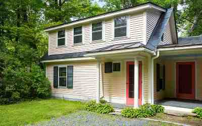 Sharon Single Family Home For Sale: 2854 Fay Brook Road