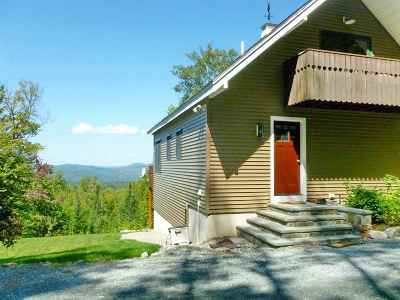 Bethlehem Single Family Home For Sale: 129 Mountain View Lane