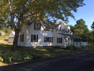 New Boston Single Family Home For Sale: 233 Beard Road