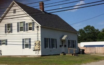Franklin Multi Family Home For Sale: 399 Main Street