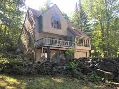 Holderness Single Family Home For Sale: 4 Valley Stream