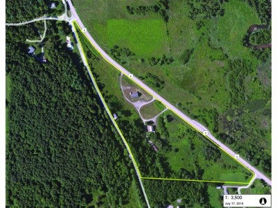 Danby Commercial For Sale: 279 Route 7 Highway