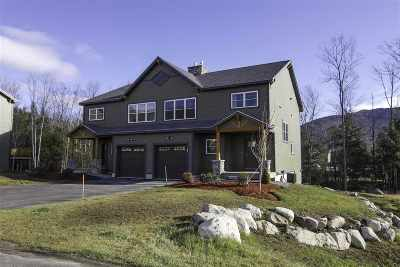 Lincoln NH Condo/Townhouse Active Under Contract: $425,000
