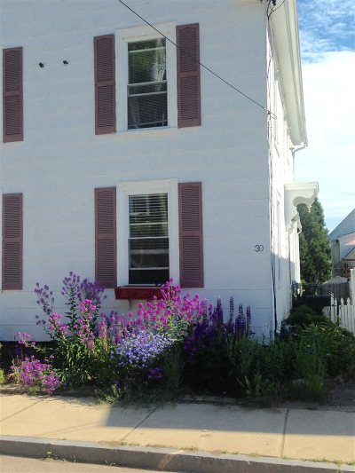 Dover Condo/Townhouse Active Under Contract: 30 South Pine Street