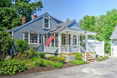 Hampton Single Family Home For Sale: 569 Exeter Road