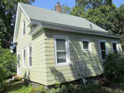 Concord Single Family Home Active Under Contract: 46 Bradley Street