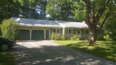 Amherst Single Family Home Active Under Contract: 162 Amherst Street