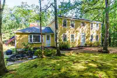 Amherst Single Family Home Active Under Contract: 4 Laurel Lane