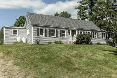 Barrington Single Family Home Active Under Contract: 61 Greenhill Road