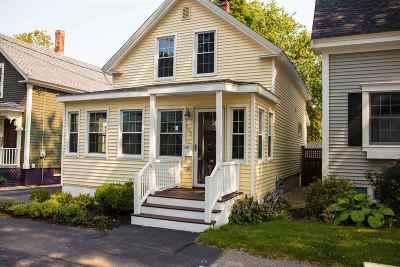 Portsmouth Single Family Home For Sale: 107 Stark St