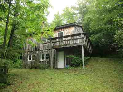 Addison County Single Family Home For Sale: 1323 French Settlement Road