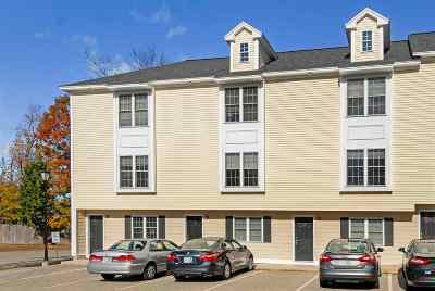Portsmouth Condo/Townhouse For Sale: 1039 Islington Street #3