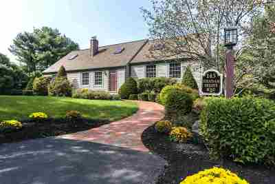 Stratham Single Family Home Active Under Contract: 145 Stratham Heights Road