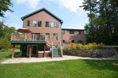 Merrimack Single Family Home For Sale: 4 Baxter Lane