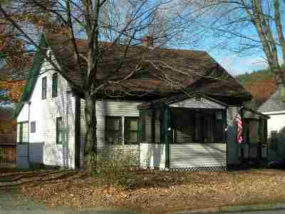 Bristol Single Family Home Active Under Contract: 194 Pleasant Street