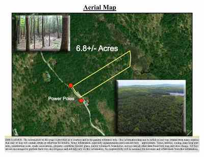 New Hampton Residential Lots & Land For Sale: 72 Forest Pond Rd