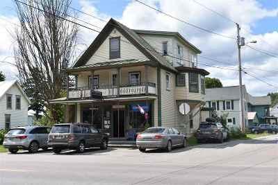 Cambridge Multi Family Home For Sale: 143 Main Street Road