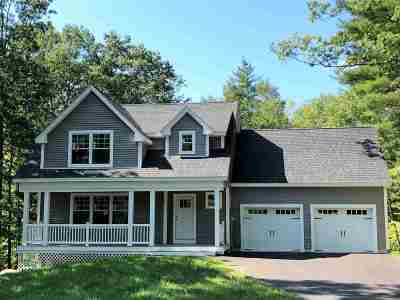 Newfields Single Family Home For Sale: Lot 11 Overlook Drive #Lot 11