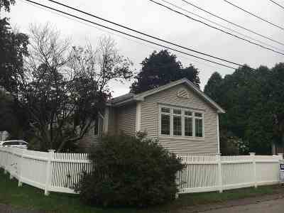 Kittery Single Family Home Active Under Contract: 4 Main Street