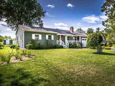 Milford Single Family Home Active Under Contract: 16 Mooreland Street