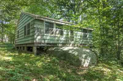 York Single Family Home For Sale: 74 Hooper Shores Road